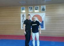 Návšteva spojená s tréningom s profesionálnym boxerom Tomim\