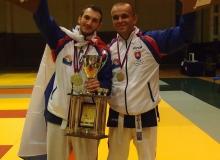 Veľký úspech Slovenska na Majstrovstvách Europy a Grand Prix International Slovakia v Bratislave